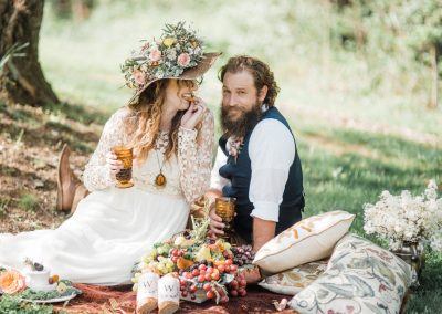 Renoir Inspired Styled Shoot